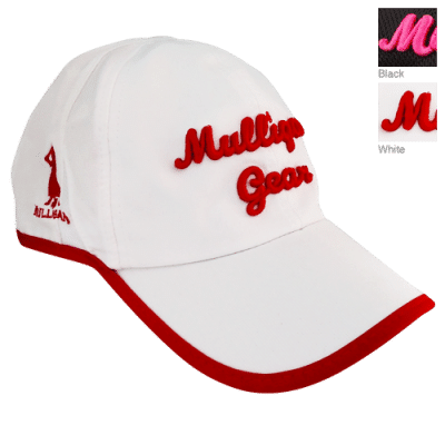 Mulligan Gear Women's Light-weight Athletic Cap