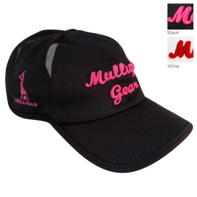 Mulligan Gear Women's Reflective Athletic Cap