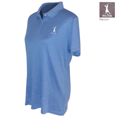 Premium Heather Watershed Polo
