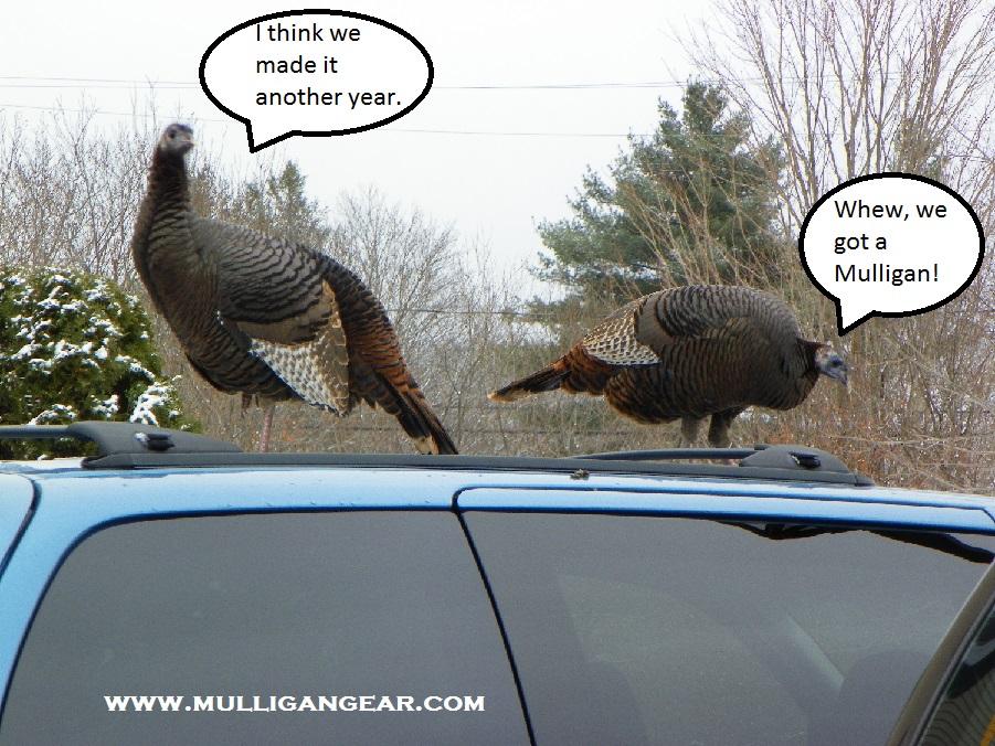 Mulligangear thanksgiving 2013