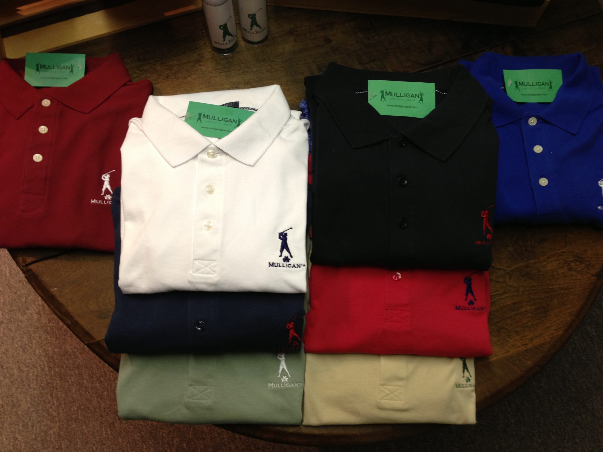 Combed Cotton polo are shirts are softer and stronger than regular polo shirts
