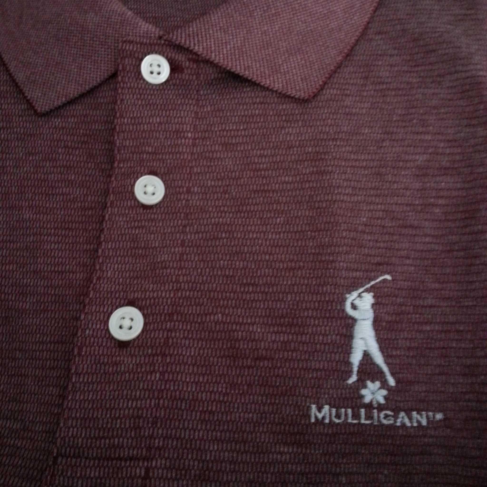 Mulligan Gear's Top Quality Water Shed Polo Shirts