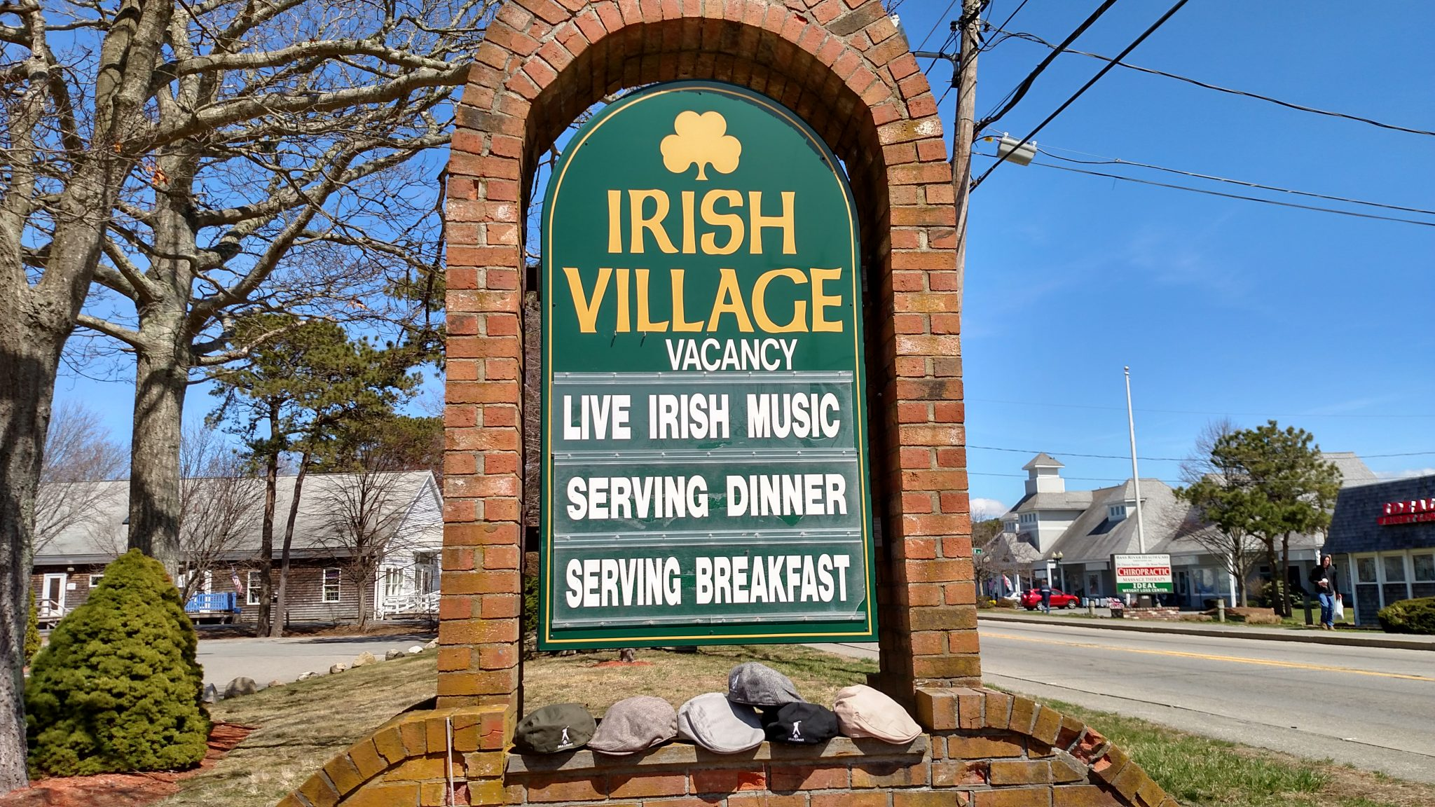 Irish Village 3