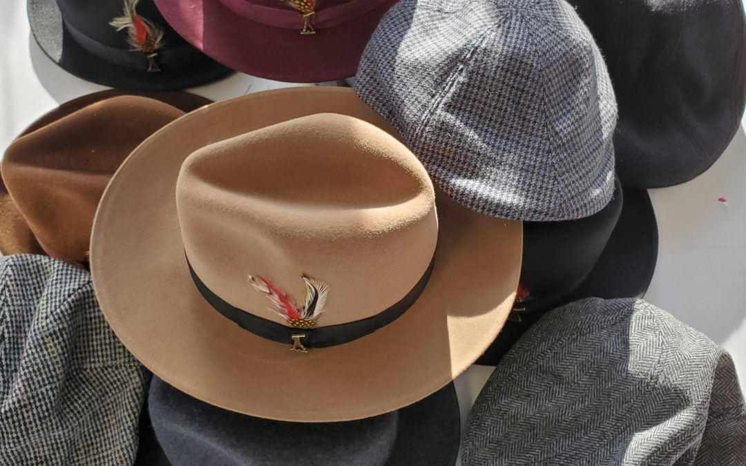 Mulligan Gear's New Midtown Fedora Line Joins The Rest Of The Team.